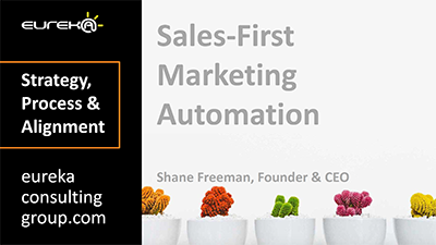 Sales-First Marketing Automation